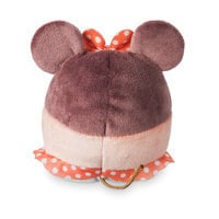 Image of Minnie Mouse Scented Ufufy Plush - Small - 4 1/2'' # 4