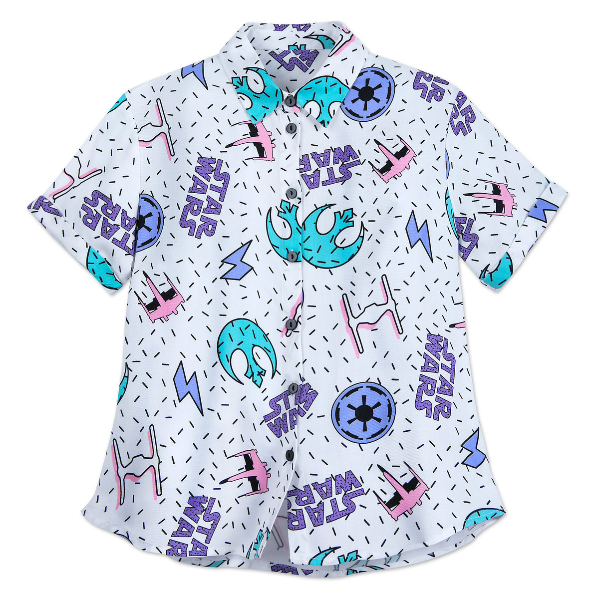 e8cc58331 Product Image of Star Wars Button Shirt for Women # 1