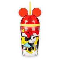Image of Minnie Mouse Tumbler with Snack Cup and Straw - Disney Eats # 2