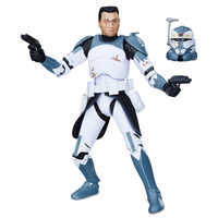 Image of Clone Commander Wolffe Action Figure - Star Wars: The Clone Wars - The Black Series # 1