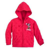 Image of Minnie Mouse Hoodie for Girls - Disneyland # 1
