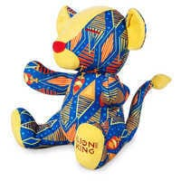 Image of Simba Plush - The Lion King 2019 Film - Small - Special Edition # 2