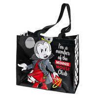 Image of Minnie Mouse Reusable Bag # 1