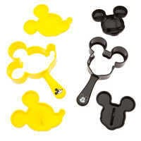 Image of Mickey Mouse Food Mold Set - Disney Eats # 3