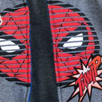 Image of Spider-Man Hooded Fleece Jacket for Boys # 5