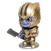 Image of Thanos Cosbaby Bobble-Head Figure by Hot Toys - Marvel's Avengers: Endgame # 2