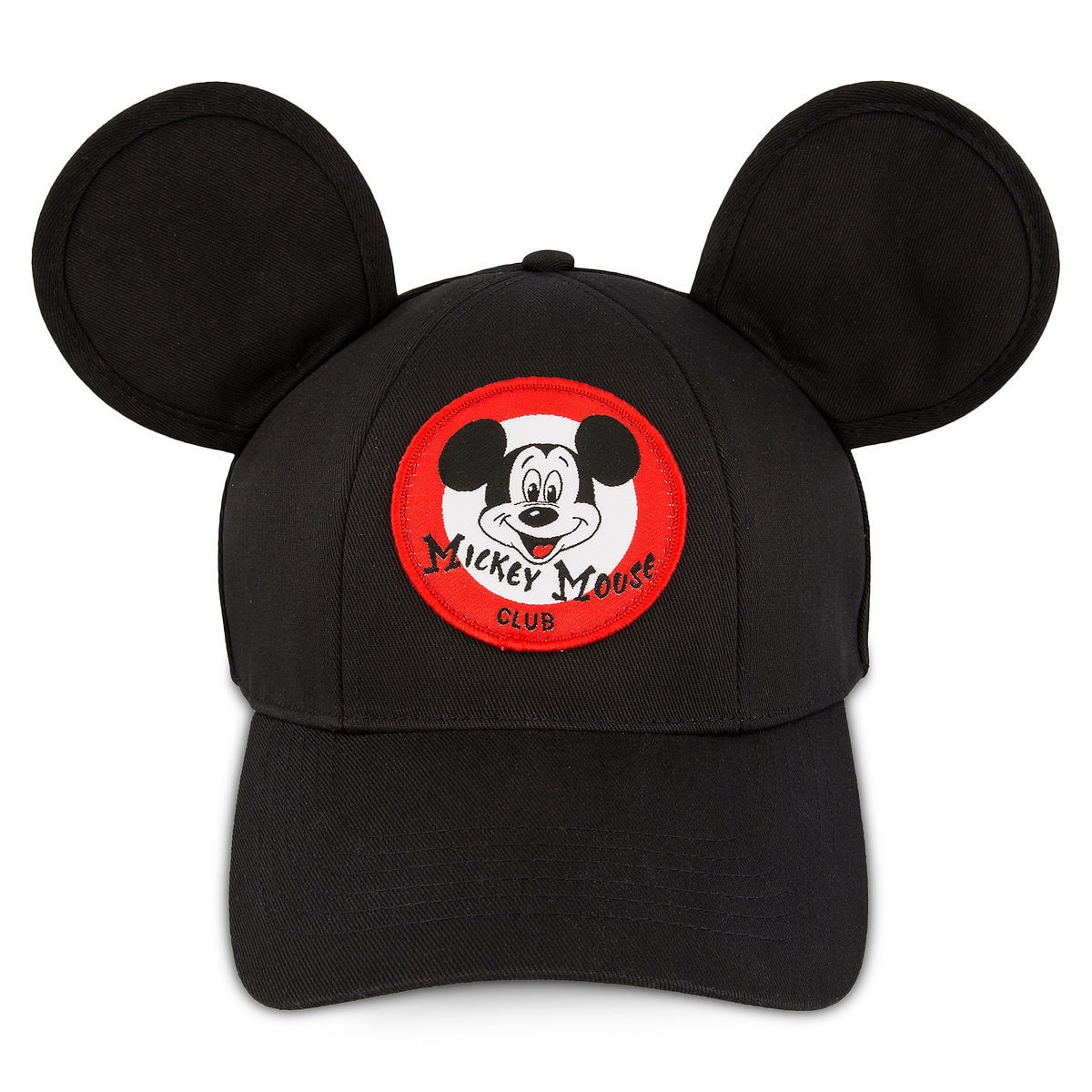 825cb45c808 Product Image of Mouseketeer Ear Baseball Cap for Adults - The Mickey Mouse  Club   1