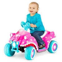 Image of Minnie Mouse Electric Ride-On Quad # 3