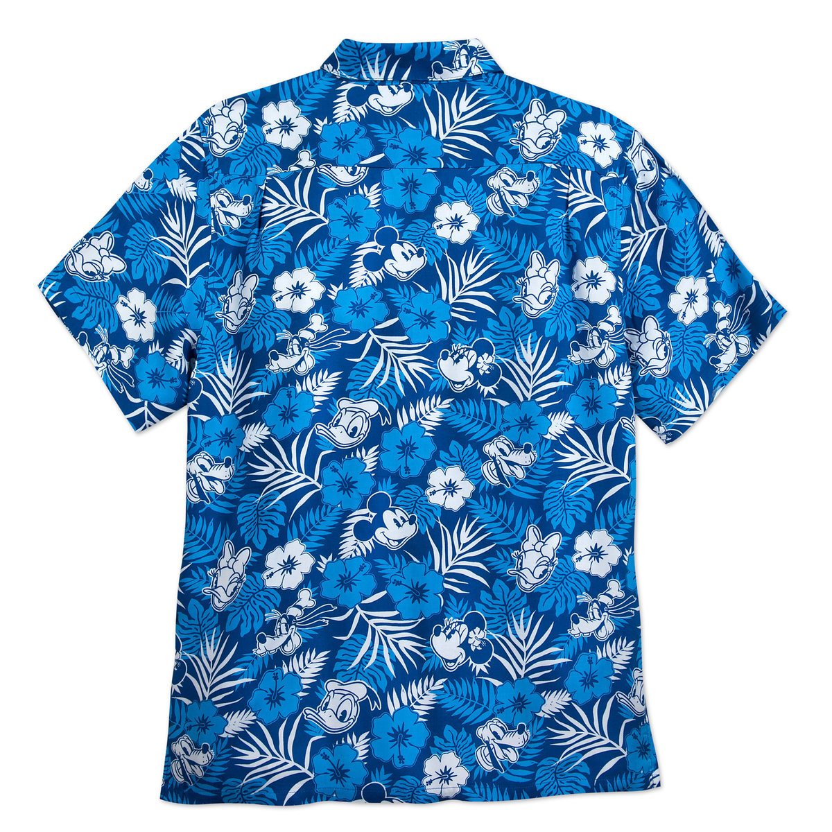 bb332311 Product Image of Mickey Mouse and Friends Aloha Shirt for Men - Disney  Hawaii # 3