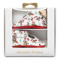 Image of Jessie and Bullseye Mary Jane Moccasins for Baby by Freshly Picked # 7