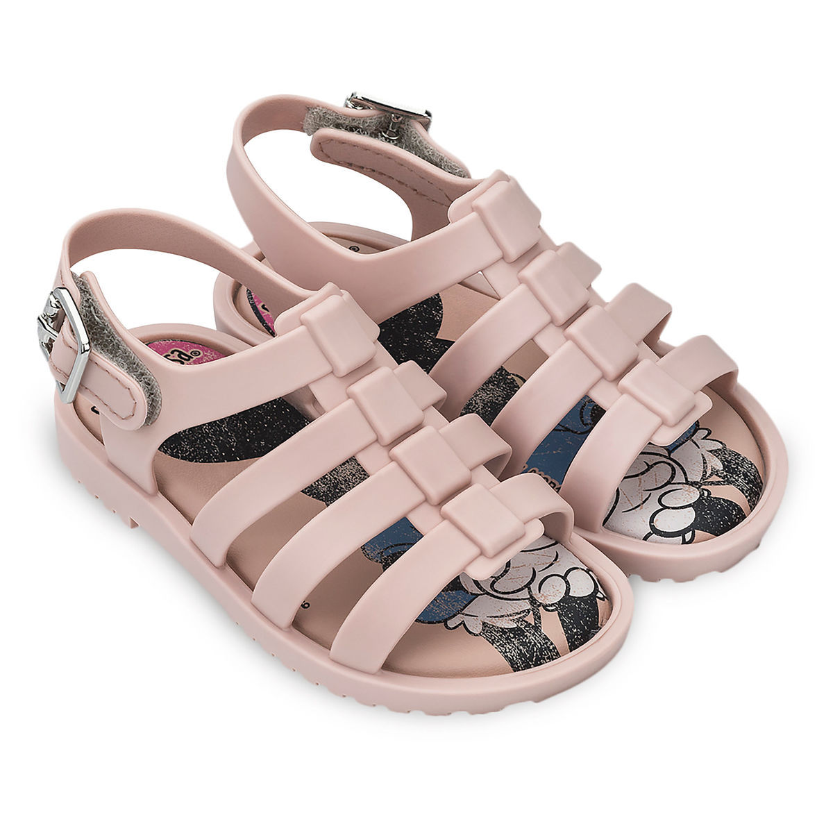a54f4ba87e000 Product Image of Minnie Mouse Sandals for Kids by Melissa Shoes   1