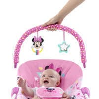 Image of Minnie Mouse Infant to Toddler Rocker by Bright Starts # 3