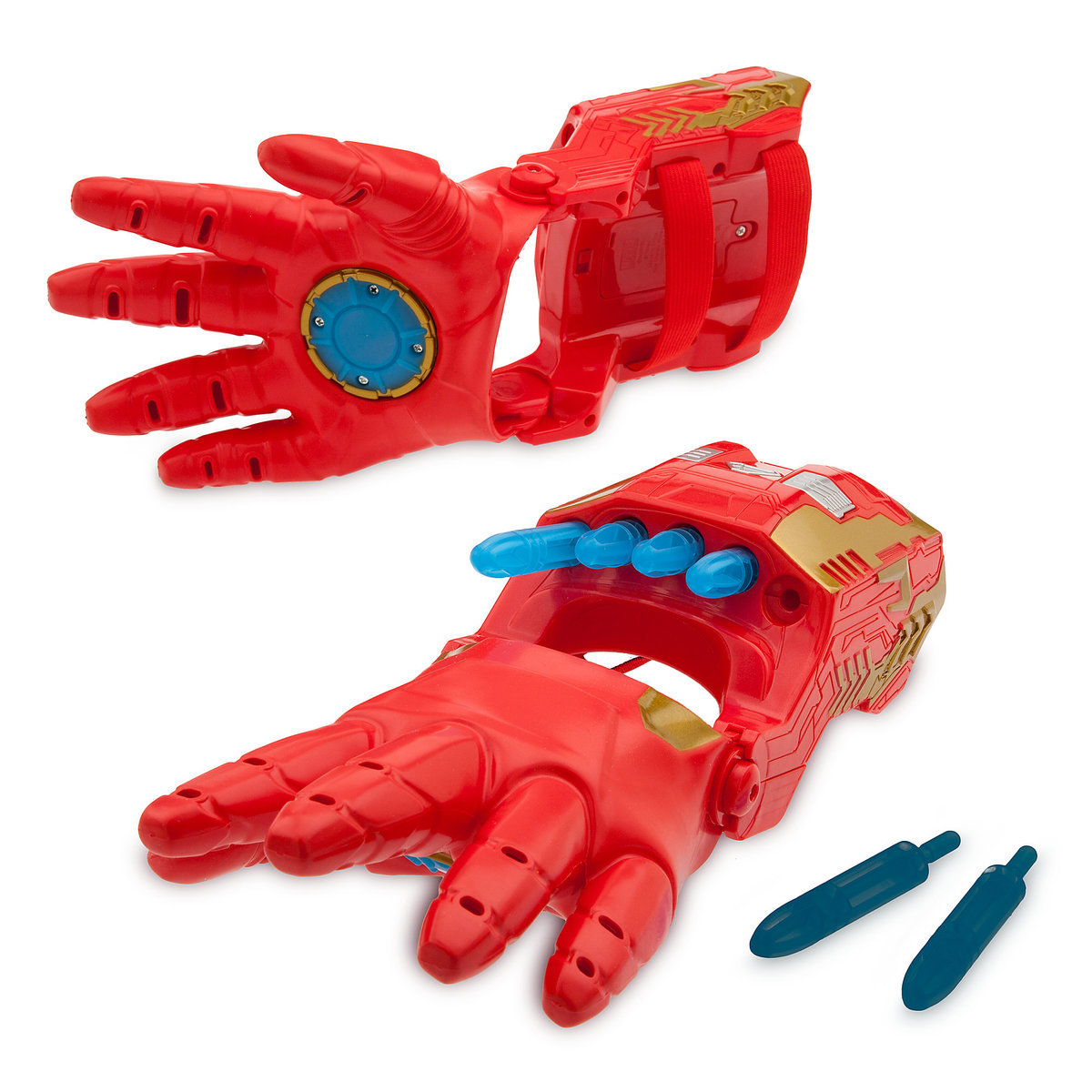 Product Image of Iron Man Repulsor Gloves - Marvel's Avengers: Infinity War # 1
