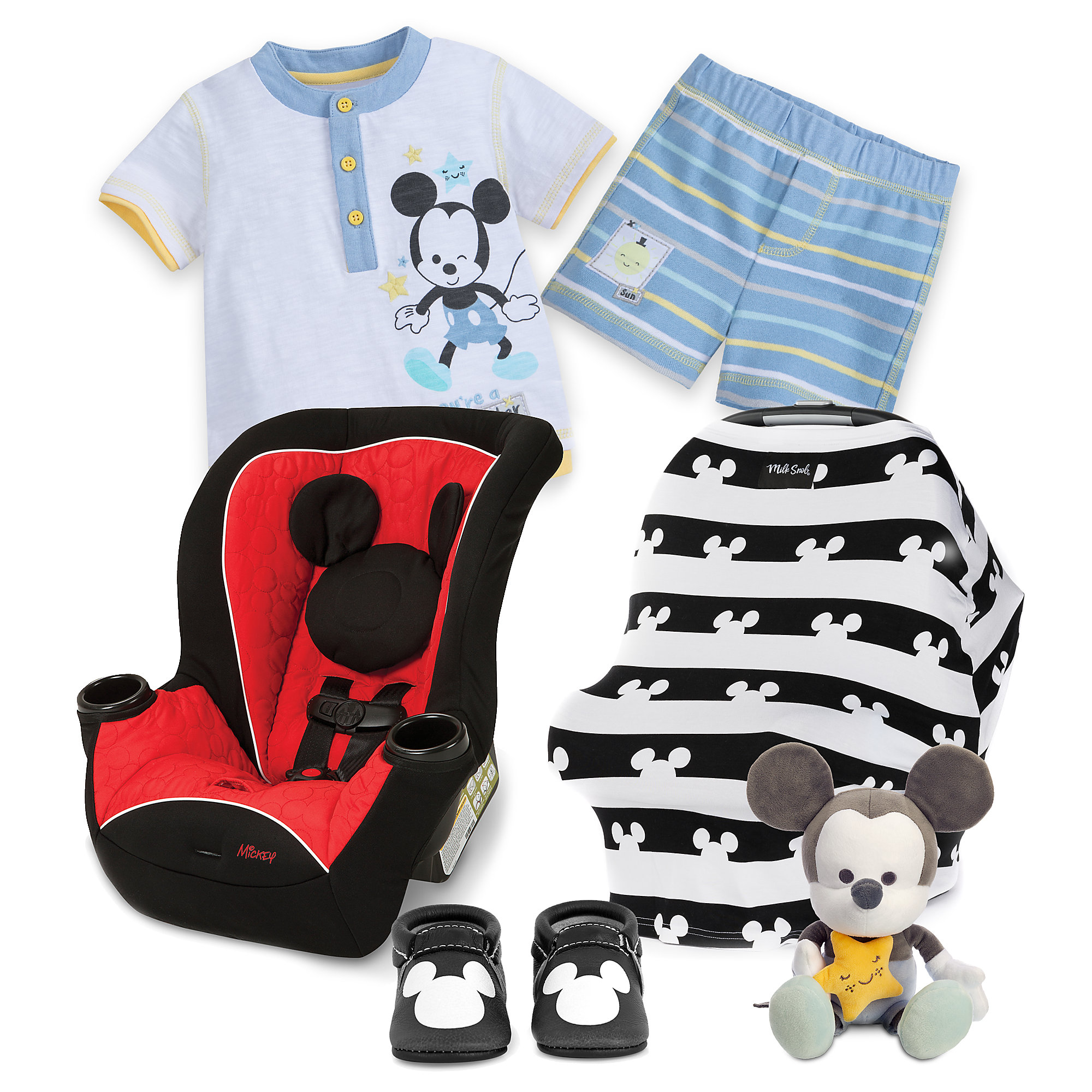 Baby Mickey on the Go Collection