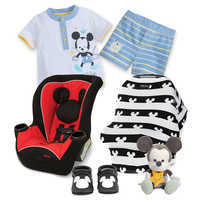 Image of Baby Mickey on the Go Collection # 1