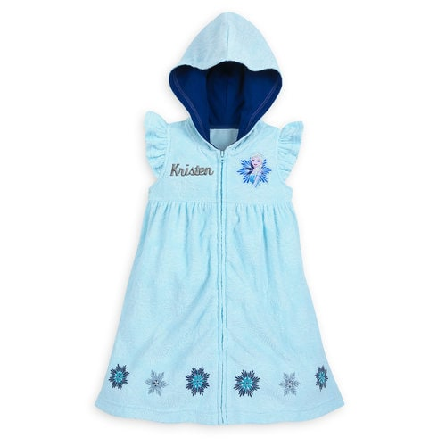 Elsa Cover-Up for Kids - Frozen - Personalizable