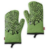 Image of Hulk Oven Mitt Set for Adults - Disney Eats # 2
