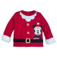 Image of Santa Mickey Mouse Set for Baby # 3