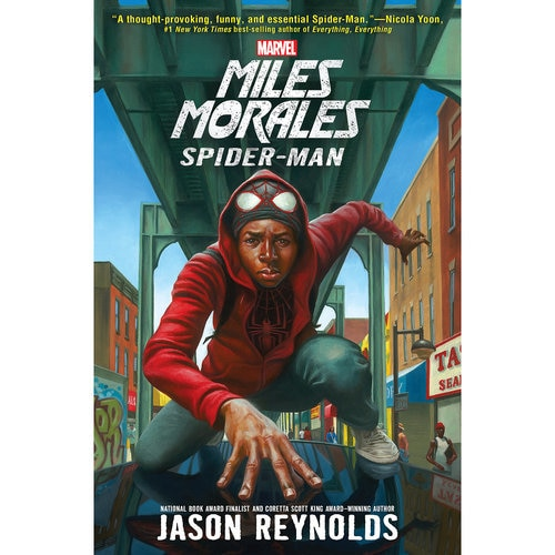 Miles Morales: Spider-Man Book