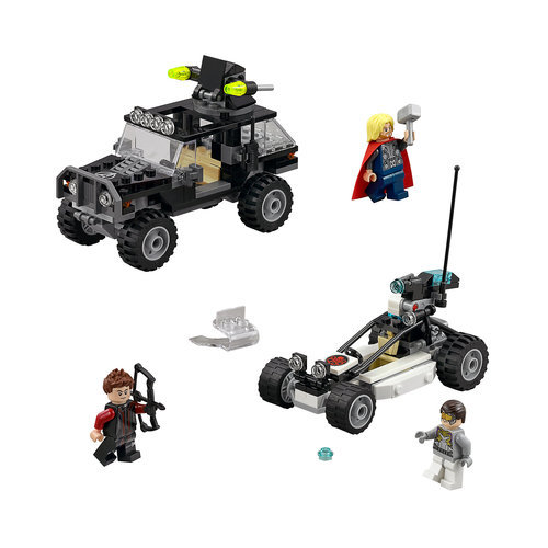 Avengers Hydra Showdown Playset by LEGO ? Marvel's Avengers: Age of Ultron