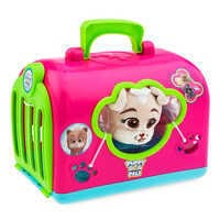 Image of Keia Groom and Go Pet Carrier Play Set - Puppy Dog Pals # 2