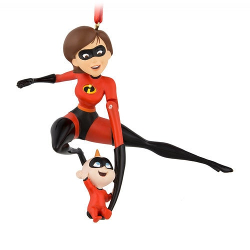 Mrs. Incredible and Jack-Jack Figural Ornament - Incredibles 2