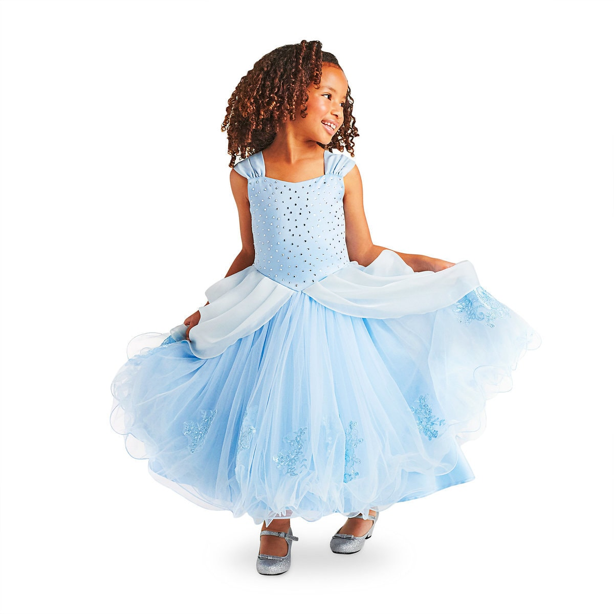 d730d99b48b1 Product Image of Cinderella Signature Costume for Kids   1
