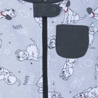 Image of 101 Dalmatians Stretchie Sleeper for Baby # 3