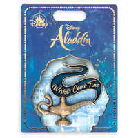 Image of Genie Lamp Pin - Aladdin - Live Action Film # 2
