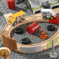 Image of Cars 3 Thunder Hollow Track Set by KidKraft # 5