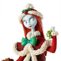 Image of Sally Holiday Couture de Force Figurine by Enesco - Nightmare Before Christmas # 3