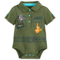 Image of The Jungle Book Disney Cuddly Bodysuit for Baby # 1