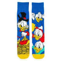 Image of Scrooge McDuck and Nephews Socks for Adults # 1