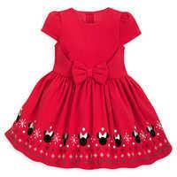 샵디즈니 여아용 미니 마우스 원피스 Disney Minnie Mouse Holiday Fancy Dress for Baby