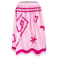 Image of Mad Tea Party Skirt for Women by Her Universe - Pink # 1