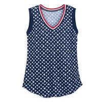 Image of Mickey Mouse Americana Tank Top for Women # 1