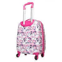 Image of Minnie Mouse Unicorn Rolling Luggage # 2