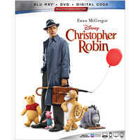 Image of Christopher Robin Blu-ray Combo Pack Multi-Screen Edition # 1
