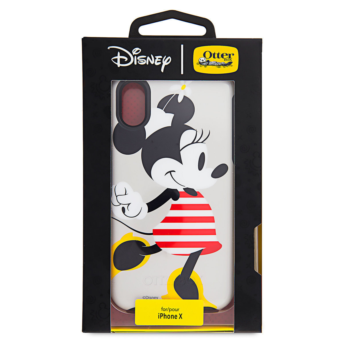 differently ae256 7d87b Minnie Mouse iPhone X Case by Otterbox
