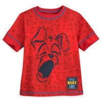 Image of Tramp T-Shirt and Shorts Set for Boys - Disney Furrytale friends # 3