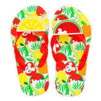 Image of Mickey Mouse Flip Flops for Kids - Summer Fun # 2