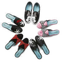 Image of Minnie Mouse Bow Mules for Women by Chiara Ferragni - Pink # 6