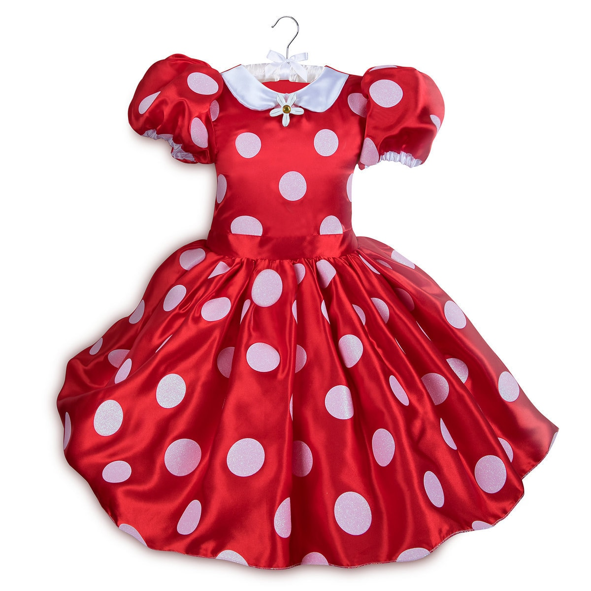 d5c206e88 Product Image of Minnie Mouse Red Dress Costume for Kids # 1
