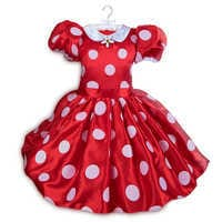 샵디즈니 Disney Minnie Mouse Red Dress Costume for Kids