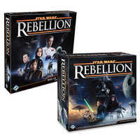 Image of Star Wars: Rebellion Board Game Collection by Fantasy Flight # 1