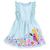 Image of Rapunzel Dress for Girls - Tangled: The Series # 1