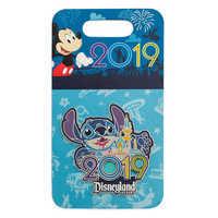 Image of Stitch Pin - Disneyland 2019 # 2