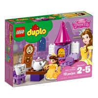 Image of Belle's Tea Party LEGO Duplo Playset # 4