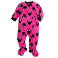 Image of Minnie Mouse Blanket Sleeper - Baby # 1