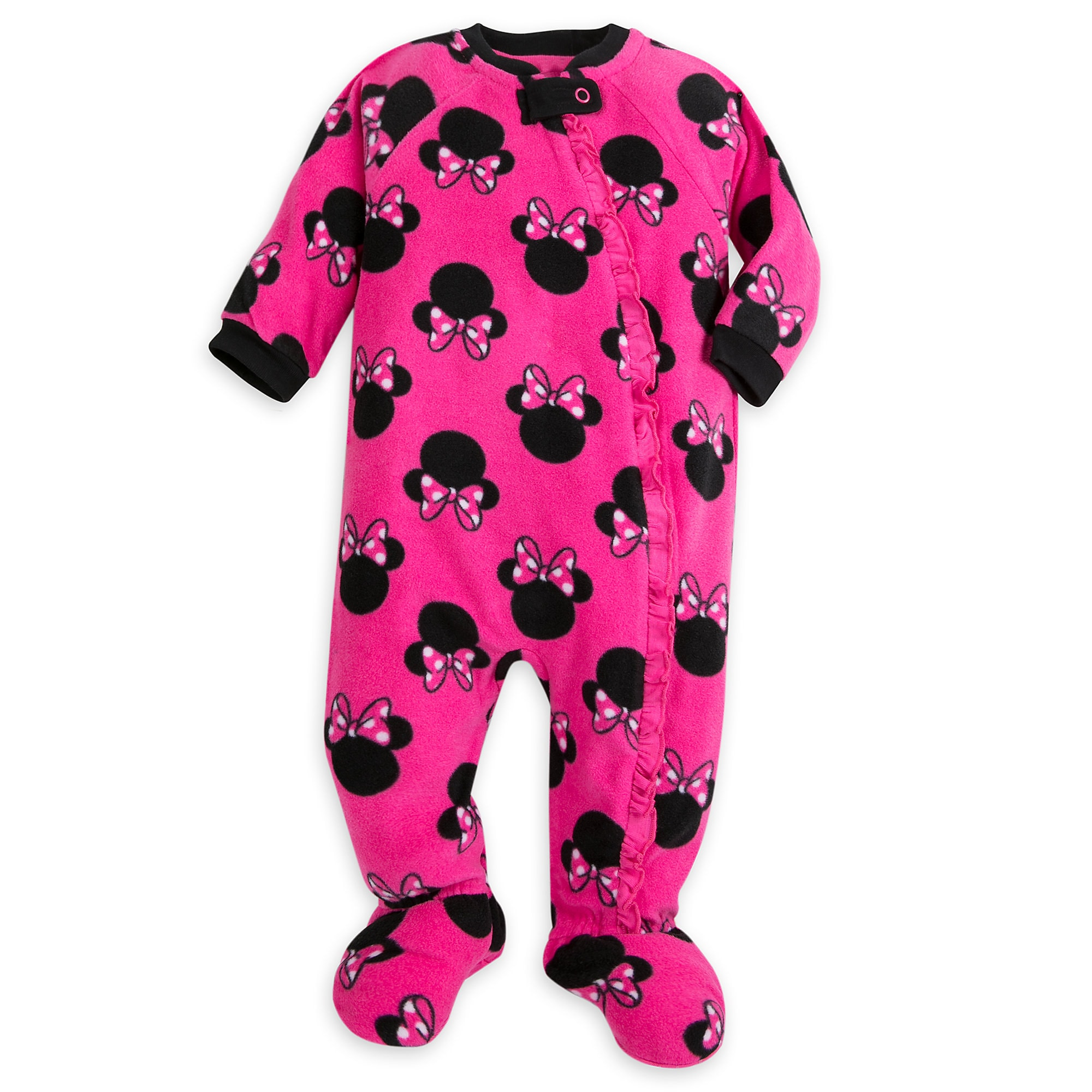 Awesome Minnie Mouse Blanket Sleeper Baby